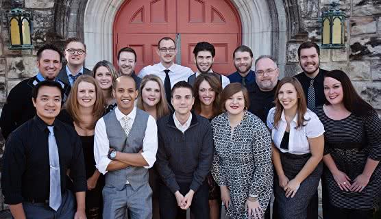 Kantorei Choirs Of Greater Kansas City