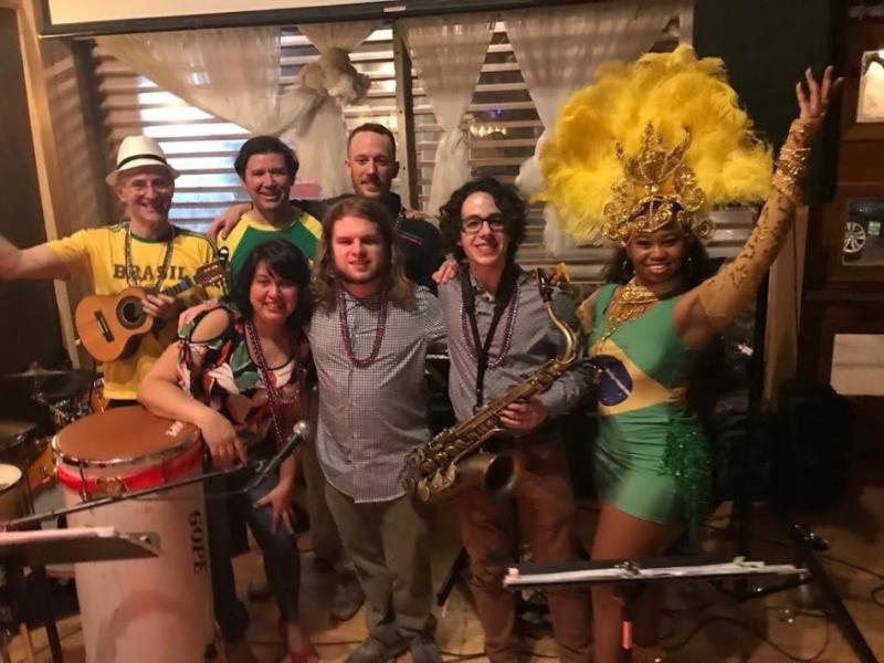 Brazil-Samba Bom