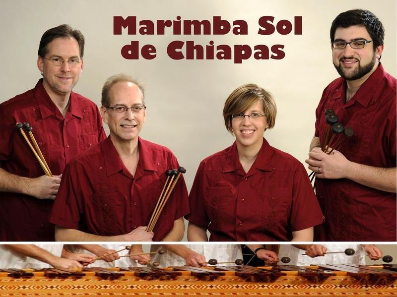 Marimba Sol de Chiapas